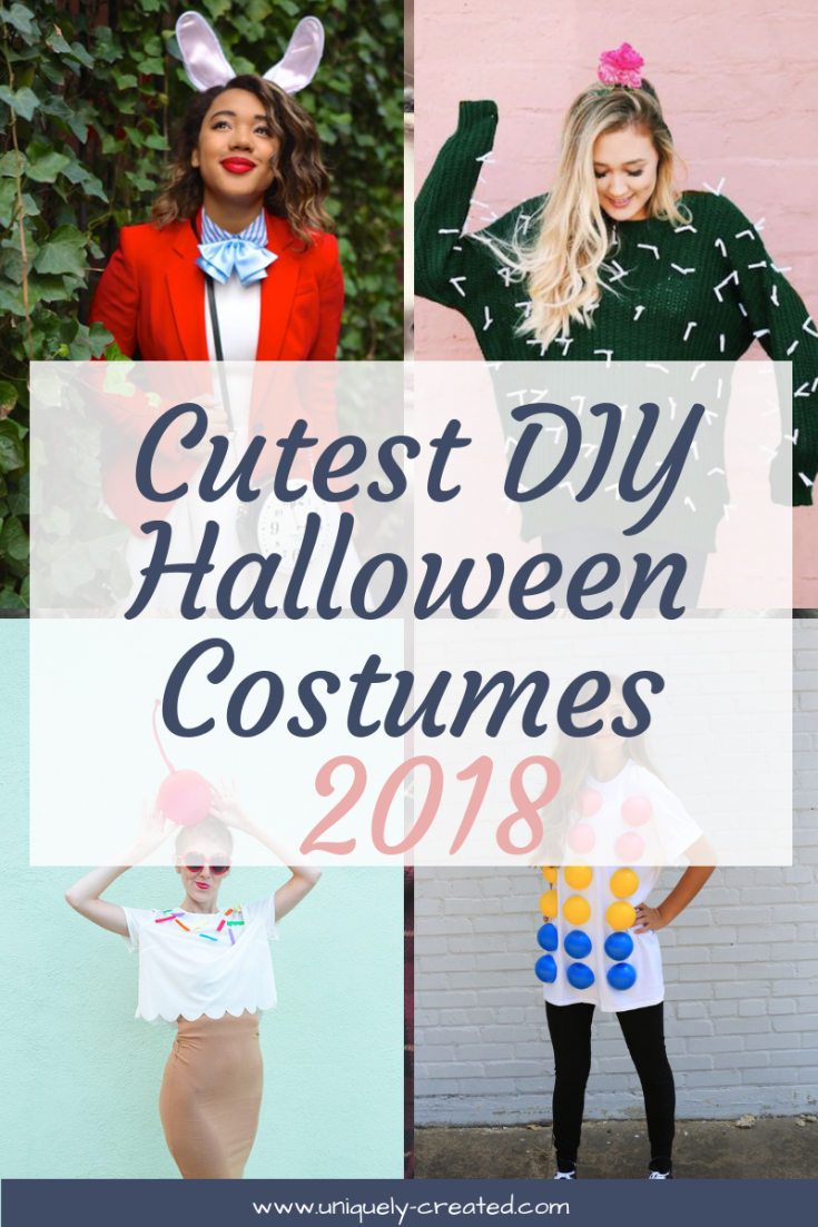 Is Just A Few Weeks Away And I So Excited To Plan Out My Diy Costume This Year M Going For Cute Funny These Picks Are Easy Make